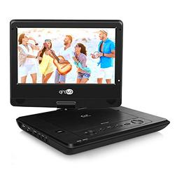 CUTRIP 10.1 Inch Portable Blu-Ray DVD Player with HDMI Outpu