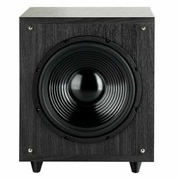 "10"" 400W Powered Active Subwoofer Front-Firing Woofer Surrou"
