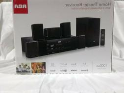 1000W Bluetooth Home Theater System Surround Sound Speakers