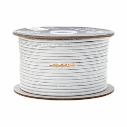 250ft 12AWG CL2 Rated 2-Conductor Loud Speaker Cable