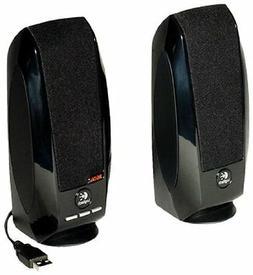 LOGITECH S-150 SPEAKER Enjoy rich digital USB sound edgy des