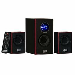 Acoustic Audio by Goldwood 2.1 Bluetooth Speaker System 2.1-