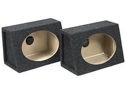 "2 Atrend 6X9PR 6"" x 9"" Speaker Boxes Single Cab Surround Sou"