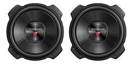 "2) NEW Kenwood KFC-W3016PS 12"" 4000 WATT Car Audio Subwoofer"