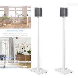 2Pcs Surround Sound Speaker Stand for SONOS Play 1 with Heav