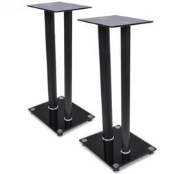 2XPremium Universal Floor Speaker Stands for Surround Sound