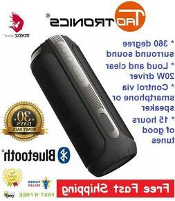 360 degree surround sound wireless portable speaker