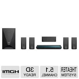 Sony 5.1 Channel 1000 Watts 3D Blu-ray DVD Surround Sound Ho