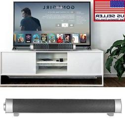 3D Surround Sound Bar System Subwoofer Wireless Bluetooth So