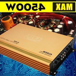 4 Channel 4500w <font><b>Amplifier</b></font> High Power <fo