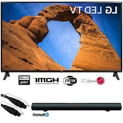 """LG 49LK5700PUA 49""""-Class HDR Smart LED Full HD 1080p TV  + V"""