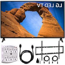 """LG 49LK5700PUA 49""""-Class HDR Smart LED Full HD 1080p TV  + F"""
