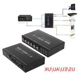 5.1 Channel Audio Gear Digital Surround Sound Decoder AC3/DT