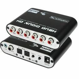 dts ac3 to rca rush surround sound
