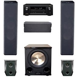 Premier Acoustic 5.1 Home Theater System Bundle with 2 PA-6F