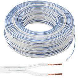 100m Speaker Cable - 0.5MM 20 AWG 33 Strand - Car HiFi Audio