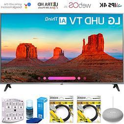 """LG 65UK7700PUD 65"""" Class 4K HDR Smart LED AI UHD TV w/ThinQ"""