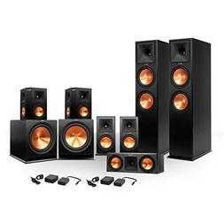 Klipsch 7.2 RP250 Premiere Speaker Bundle w/ Subs/FREE Wirel