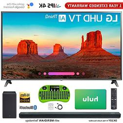 "LG 75UK6570PUB 75"" Class 4K HDR Smart LED AI UHD TV w/ThinQ"