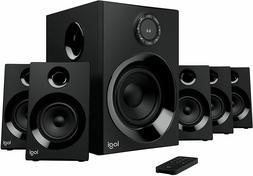 Logitech 980-001328 Z606 5.1 Surround Sound Speaker System w