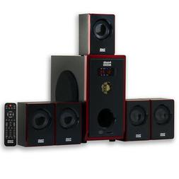 Acoustic Audio AA5103 5.1 Surround Sound Home Entertainment