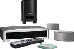 BOSE 321 GS Series II DVD Home Entertainment System - Silver