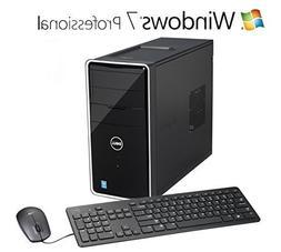 Dell Inspiron Desktop Computer Newest Model   Intel Quad Cor