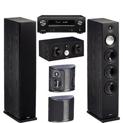 Denon/Paradigm Bundle - Paradigm Monitor 11v7 Tower Speaker