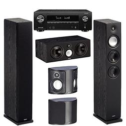 Denon/Paradigm Bundle - Paradigm Monitor 9v7 Tower Speaker ,
