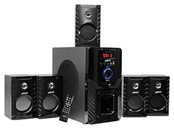 Frisby FS-5000BT 5.1 Surround Sound Home Theater Speakers Sy
