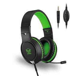 GARUNK Stereo Gaming Headset for PS4, PC, Xbox One Controlle