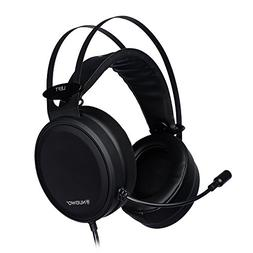 Gaming Headset, 3.5mm Jack Stereo Surround Sound, with Micro