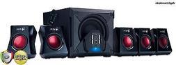 Genius GX-Gaming 5.1 Surround Sound 80 Watts Gaming Speaker