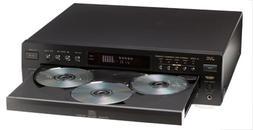 JVC XL-FZ258BK 5-CD Changer