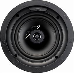 """Klipsch - 6-1/2"""" 140-Watt Passive 2-Way In-Ceiling Speaker"""