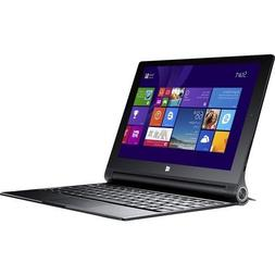 Lenovo Yoga 2 10 Windows Tablet with Keyboard, Intel Quad Co