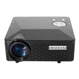 LightInTheBox Geekwire LP-6B Portable FHD 1080P LED Projecto