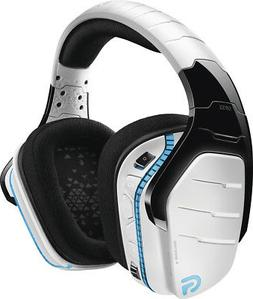Logitech - G933 Artemis Spectrum Snow Limited Edition Wirele