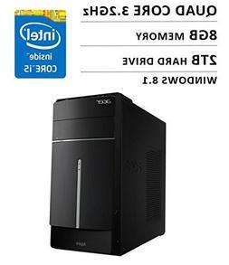 Newest Acer Premium High Performance Aspire T Desktop  - Bla