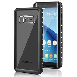 Samsung Galaxy Note 8 Waterproof Case, Meritcase Galaxy Note