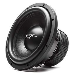 """Skar Audio VVX-12v3 D4 12"""" 1200 Watt Max Power Dual 4 Ohm Ca"""