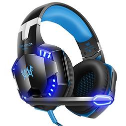 VersionTECH. G2000 Gaming Headset, Surround Stereo Gaming He