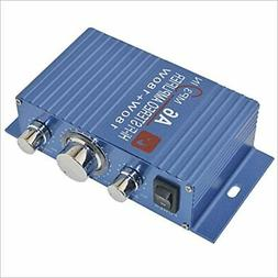 A6 Portable Dual Channel Surround Sound Hi-Fi Stereo Amplifi