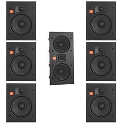 JBL Arena 7.0 Home Theater System with 6 JBL Arena 6IW In-Wa