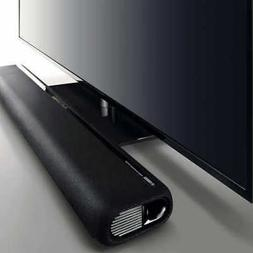 "Yamaha ATS1060 Bluetooth Sound Bar 35"" Dual Built-In Subwoof"