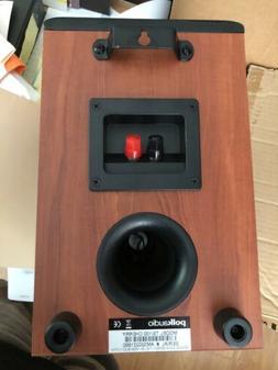 polk audio speakers TSi100 CHERRY