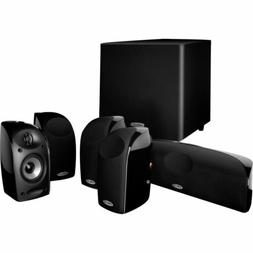 Polk Audio TL1600 6-Piece Compact Surround Sound Speaker Sys
