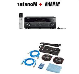Yamaha AVENTAGE RX-A680 7.2-ch 4K Ultra HD AV Receiver with