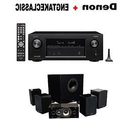 Denon AVR-X2400H 7.2 Channel Full 4K Ultra HD AV Receiver wi