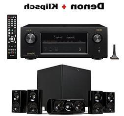 Denon AVR-X3400H 7.2 Channel Full 4K Ultra HD AV Receiver +